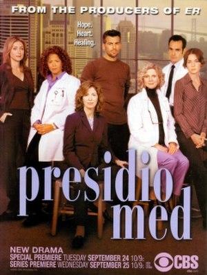Presidio Med - Image: Presidio Med