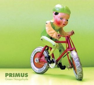 <i>Green Naugahyde</i> 2011 studio album by Primus