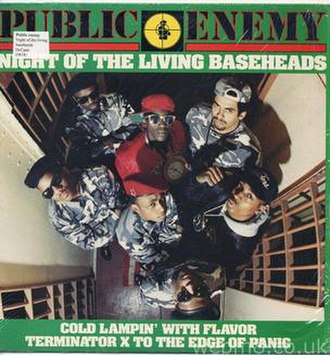 Night of the Living Baseheads - Image: Public enemy night of the living