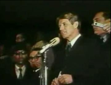 RFK speech on MLK