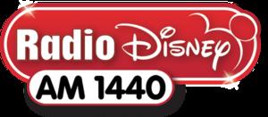 KYCR (AM) - Radio Disney 1440 logo used from 2010 to 2013.