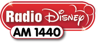 KYCR (AM) - Radio Disney 1440 logo used from 2010 to 2013.