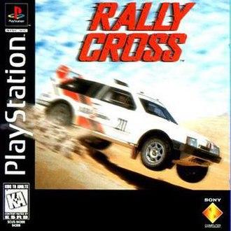 Rally Cross - Image: Rally Cross cover