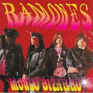 Mondo Bizarro - Image: Ramones Mondo Bizarro cover