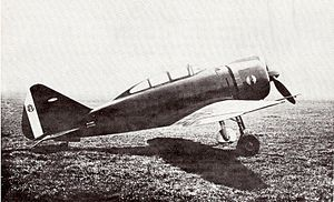 Seversky P-35 - The Re.2000.