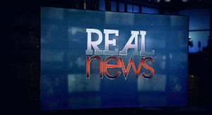 Real News - Title card for Real News