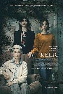 <i>Relic</i> (2020 film) film