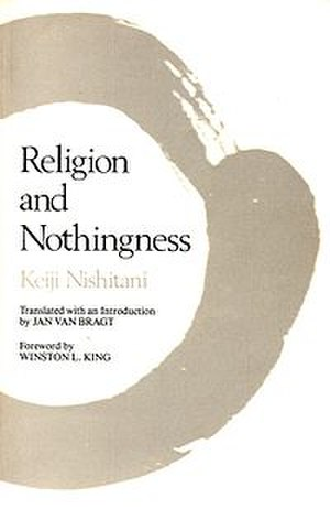Religion and Nothingness - Cover of the English translation