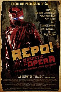 Strani film - Repo! The Genetic Opera [2008]