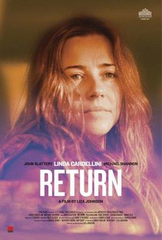 Return (2011 film) - Theatrical poster