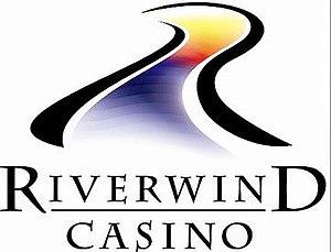 Riverwind Casino - Image: Riverwind casino logo