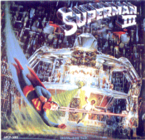 Superman III (soundtrack) - Image: S3csound