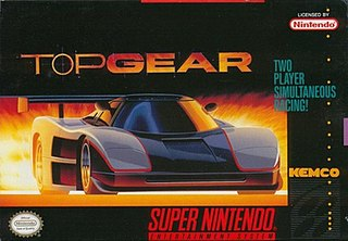 <i>Top Gear</i> (video game)