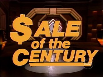Sale of the Century (U.S. game show) - Image: Sale of the Century