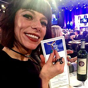 Sheila Callaghan - Image: Sheilacallaghan WGA2017