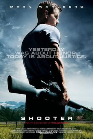Shooter (2007 film) - Theatrical release poster