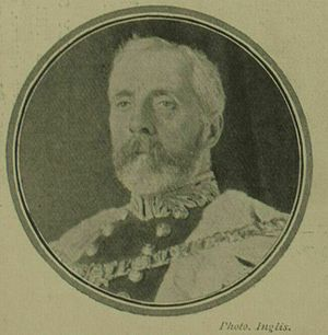 Edinburgh East by-election, 1912 - Sir James Gibson