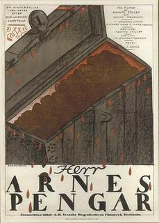 <i>Sir Arnes Treasure</i> 1919 film by Mauritz Stiller