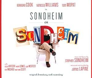 Sondheim on Sondheim - Broadway cast recording
