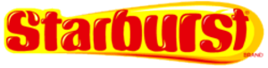 Starburst (confectionery) - Image: Starburst Logo