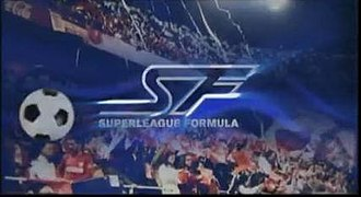Superleague Formula - Snapshot from the official Superleague Formula live World Feed