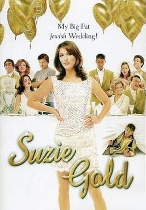 Suzie Gold - Promotional poster
