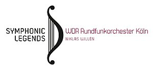 Symphonic Legends – Music from Nintendo - Image: Symphonic Legends logo