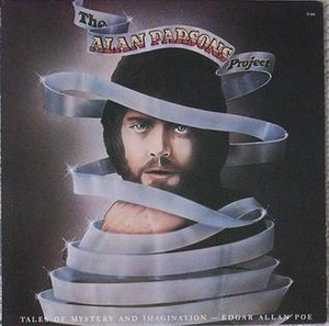 Tales of Mystery and Imagination (Alan Parsons Project album) - Image: Talesof Mystery LP alternate