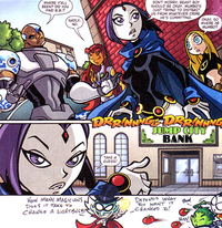 ... story seen in a flashback from the season 2 finale). Art by Todd Nauck