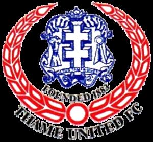 Thame United F.C. - Image: Thame United logo