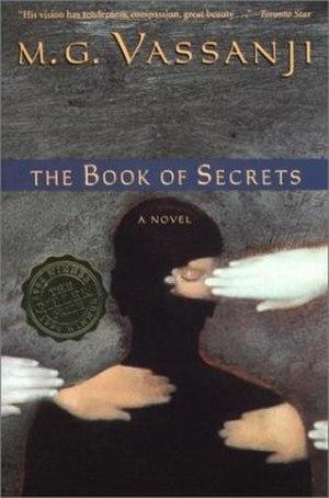 The Book of Secrets (novel) - First edition (McClelland & Stewart)
