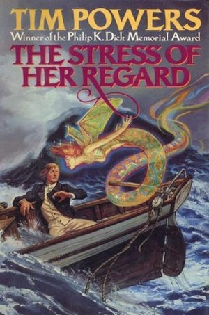 The Stress of Her Regard - The Stress Of Her Regard cover