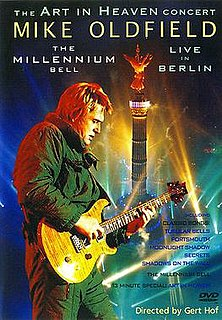 <i>The Art in Heaven Concert</i> 2000 video by Mike Oldfield