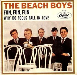 Fun, Fun, Fun - Image: The Beach Boys Fun, Fun, Fun