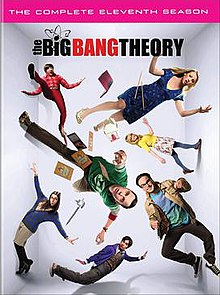 big bang theory s11e12 release date