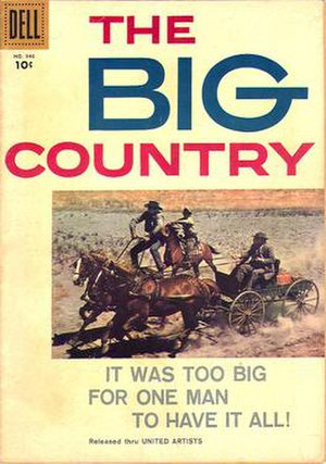 The Big Country (comics)