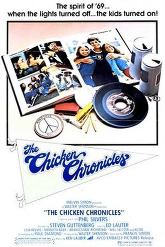 The Chicken Chronicles - film poster