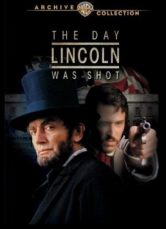 The Day Lincoln Was Shot - DVD Cover