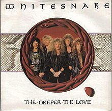 Whitesnake - The Deeper the Love (studio acapella)