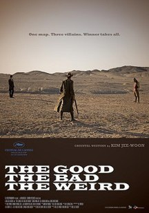 <i>The Good, the Bad, the Weird</i> 2008 South Korean film directed by Kim Ji-woon