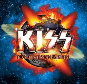 The Hottest Show on Earth Tour - Image: The Hottest Show On Earth Tour Poster