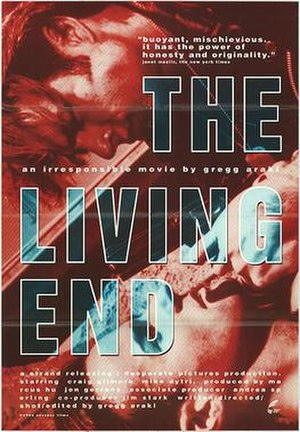 The Living End (film) - Theatrical release poster