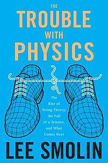 <i>The Trouble with Physics</i> book by Lee Smolin