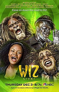 <i>The Wiz Live!</i> 2015 Live Television Special