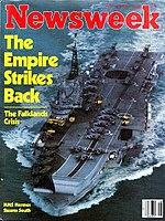 Newsweek magazine, April 19, 1982