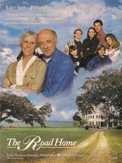The road home tv series pilot print ad 1994.jpg