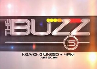<i>The Buzz</i> (talk show)
