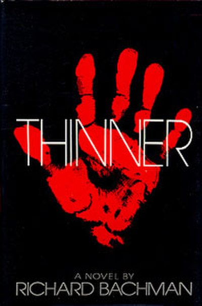 Picture of a book: Thinner