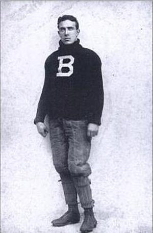 Thomas A. Barry - Barry at Brown c. 1902