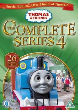 Thomas Amp Friends Series 4 Wikipedia